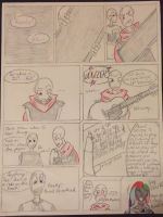 Gaster gang- little song page 3 by CryingArtist156