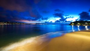 the Basque coast by raoul4life