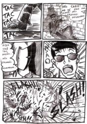 Manga page old by TheInsaneDarkOne