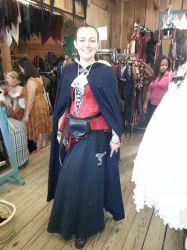 My last trip to the MD Renaissance Faire in 2014 by MikaLero