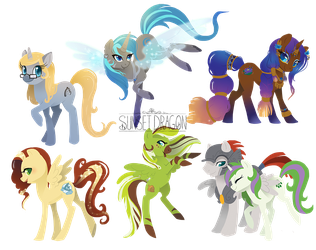 Ocponies by Flying-Fox