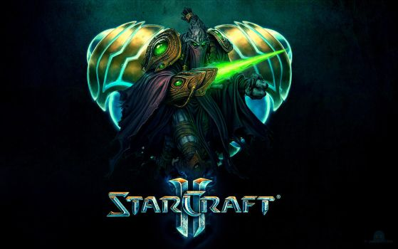 Starcraft II Wallpaper by xlwebsolution