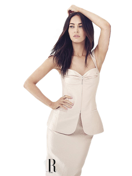PNG - Megan Fox by Andie-Mikaelson