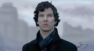 Sherlock by Thezlington