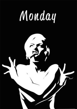 Monday by pin-n-needles
