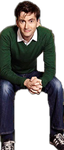 David Tennant PNG 3 by Nonamuskrat
