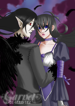 Anne and Lucifer by Gerid
