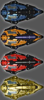 Elite Dangerous - Python Skins 02 by The-5