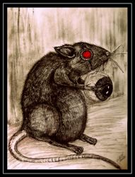 Fat Rat by MarchCoven