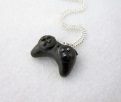 Playstation Necklace by egyptianruin