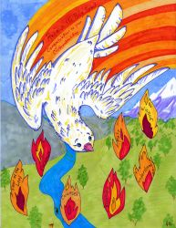 Come Holy Spirit by Frodo-Lion