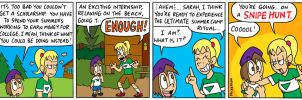 The Nolans: Summer Camp Again 9 by joshnickerson