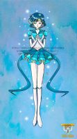 Sailor Mercury by Jolin-chan