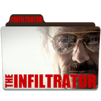 The Infiltrator Folder Icon by MovieIconMan
