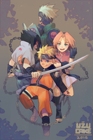 Team Seven by Uzucake