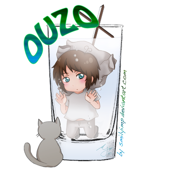 ouzo by smilyimp