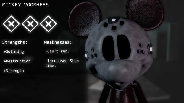 Mickey Voorhees by Photo-NegativeMickey