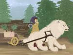 WeeklyQuest-Off to Plant Trees We Go by magikwolf