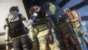 R6:Siege - After the match by Pr0metheus-RF