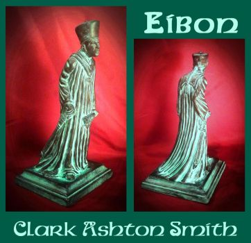 Clark Ashton Smith's Sorcerer Eibon by zombiequadrille
