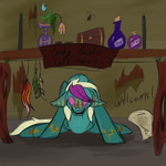 Body Paints Dealer by RavenHaywire
