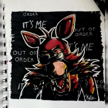 Foxy - Five Nights at Freddy's by KyOoRockers