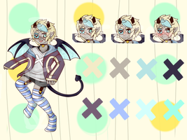 ~Shota Demon Boy Auction~ (CLOSED) by NotSoDainty