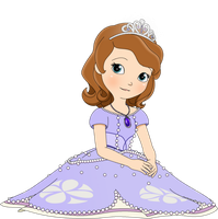 Sofia the First by VanillaChama