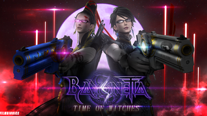 BAYONETTA 3 TIME OF WITCHES by TOA316XDNUI-OFFICIAL