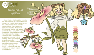 Fleur Flabebe Reference by Skitea