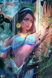 Jasmine : Youtube! by rossdraws