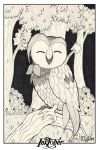 InkTober 2016/04 - Dartrix by Elythe