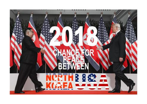 2018 North KoreaUnited States summit by JMK-Prime