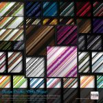 60 PS CS+ Seamless Dirty Stripes by Hexe78