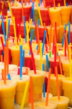 Colorful Smoothies 13621824 by StockProject1