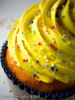 Sprinkles in Yellow Frosting02 by CreativeAbubot