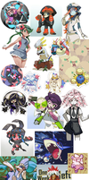 Pokemon Dump 2017