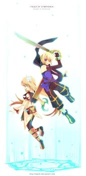 Tales of Symphonia - KoR by Zaphk