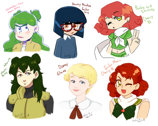 Style Challenge Pt. 1 by Artist-squared