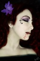 Victoria Frances inspired makeup by Chuchy5