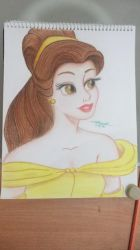 Belle by Gumi-loves