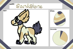 Sandy Child : Quorian MYO (Approved) by SweetZtea