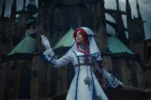 TRINITY BLOOD: Dark times by MiraMarta