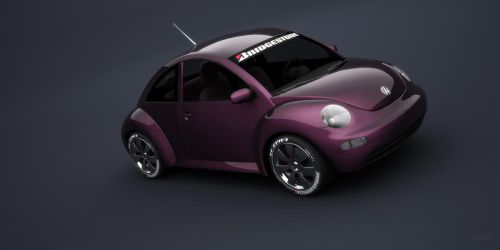 Beetle Revisited-WIP by sdots