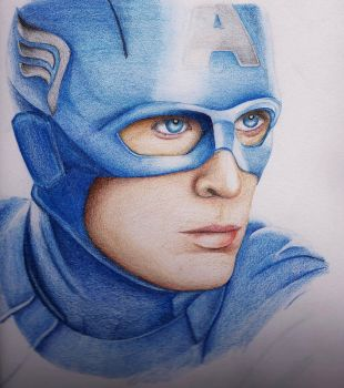 Cap WIP by theartofimpossible