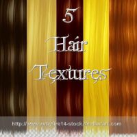 Hair Textures by Rubyfire14-Stock