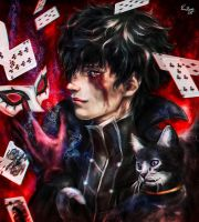 Persona 5- Thieves of Hearts by vanikachan
