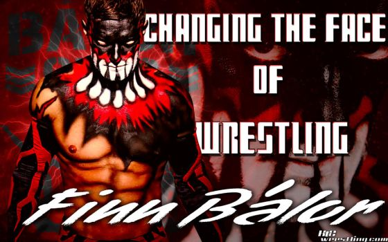 Finn Balor - Changing The Face of Wrestling by MattQuest