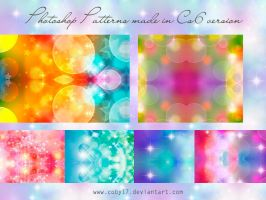 Glitters Lights patterns. by Coby17