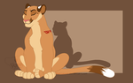 T: Jess the Cougar by Phantassel